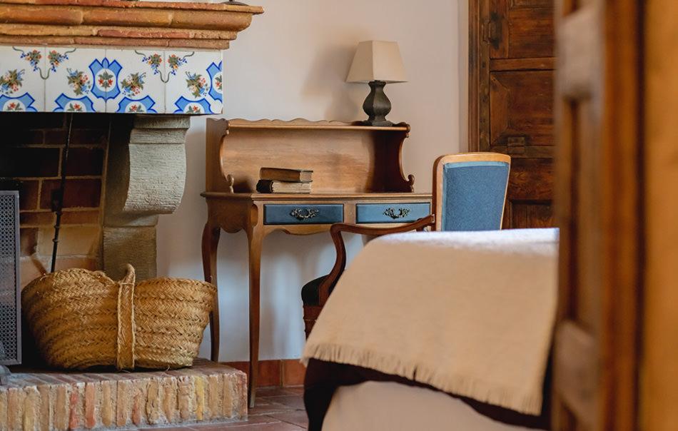 habitación Sajolida - hotel el Palauet de Monells