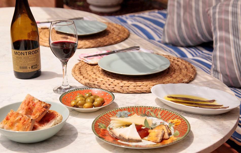 dinner el Palauet de Monells