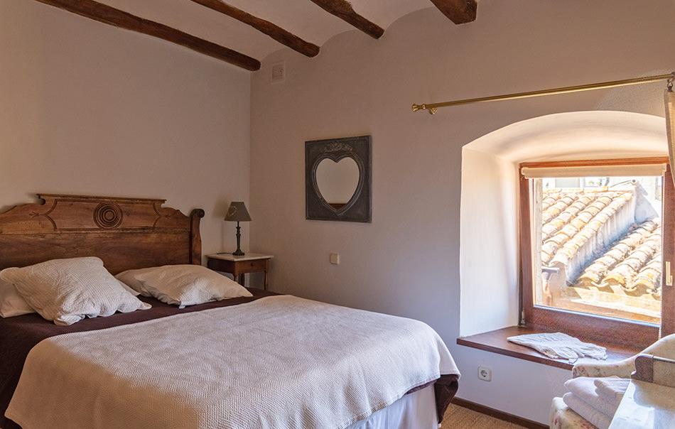 habitación Espigol - hotel el Palauet de Monells
