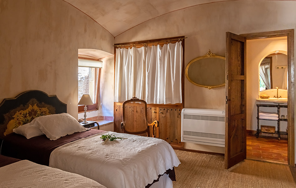 habitación Farigola - hotel el Palauet de Monells