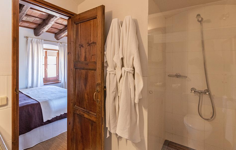 habitación Salvia - hotel el Palauet de Monells